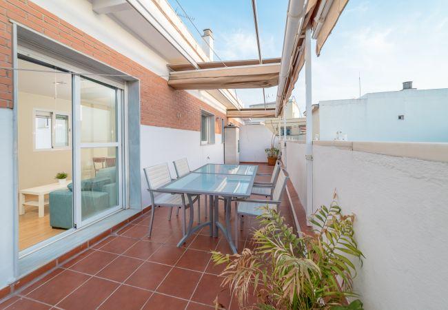 in Málaga - Suite Homes Ático Larios